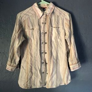 North Face Cotton Sun Shirt